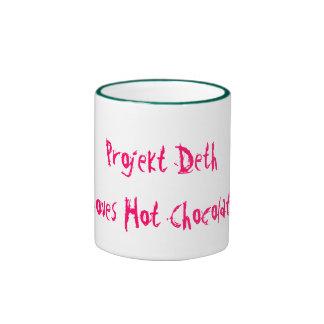 Projekt Deth, Loves Hot Chocolate Coffee Mug