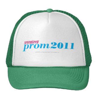 Prom 2011 - Aqua Hats