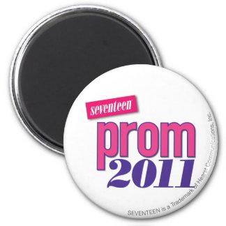 Prom 2011 - Pink Refrigerator Magnet
