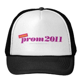 Prom 2011 - Purple Hats