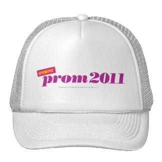 Prom 2011 - Purple Trucker Hat