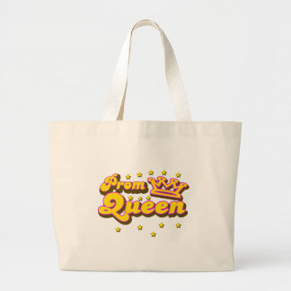 Prom Queen Jumbo Tote Bag