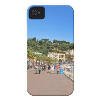 Promenade des Anglais iPhone 4 Case-Mate Cases