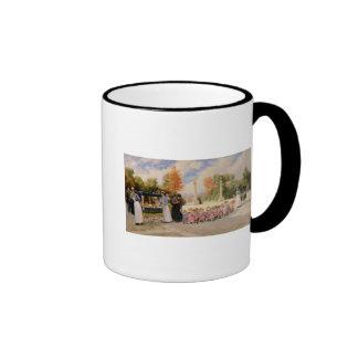 Promenade des Enfants Ringer Mug