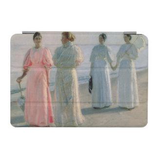 Promenade on the Beach iPad Mini Cover