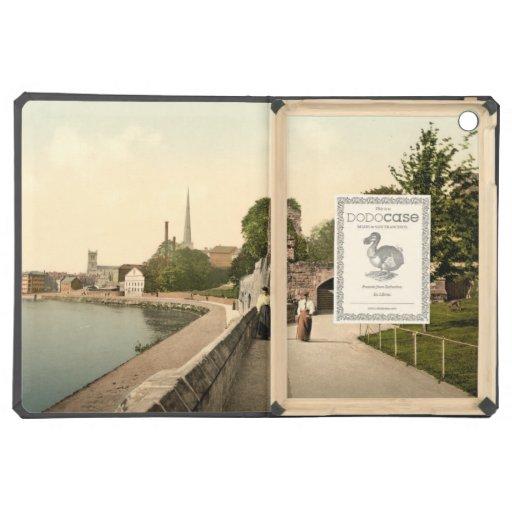 Promenade, Worcester, England iPad Air Cover