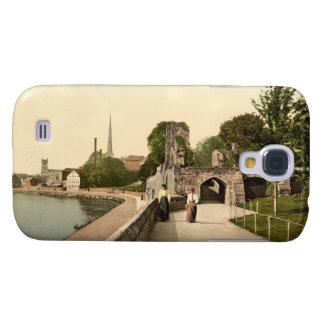Promenade, Worcester, England Galaxy S4 Case