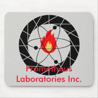 Prometheus Lab staff's MousePad [SCP Foundation]