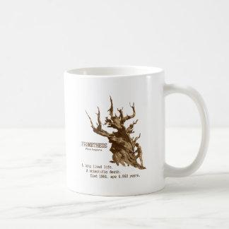 Prometheus: Scientifc Death of a Tree Coffee Mug