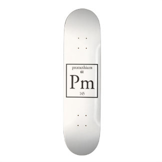 Promethium Skateboard Deck