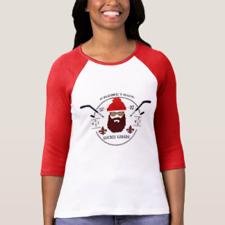 Prometour Travel Quebec Canada T-Shirt