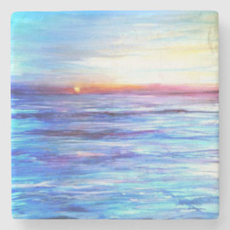 Promise of a New Day marble coaster