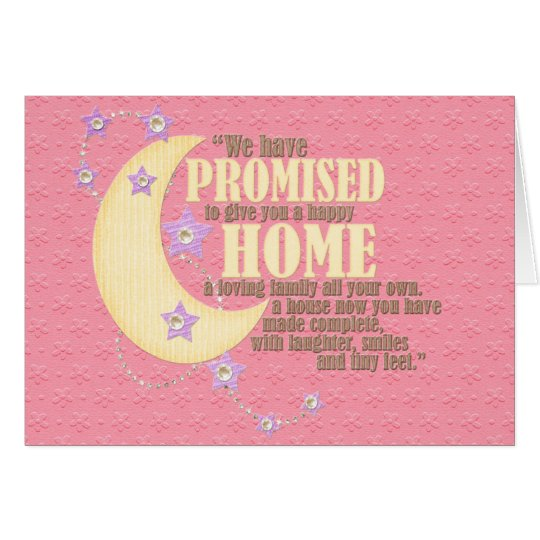 Promised Card