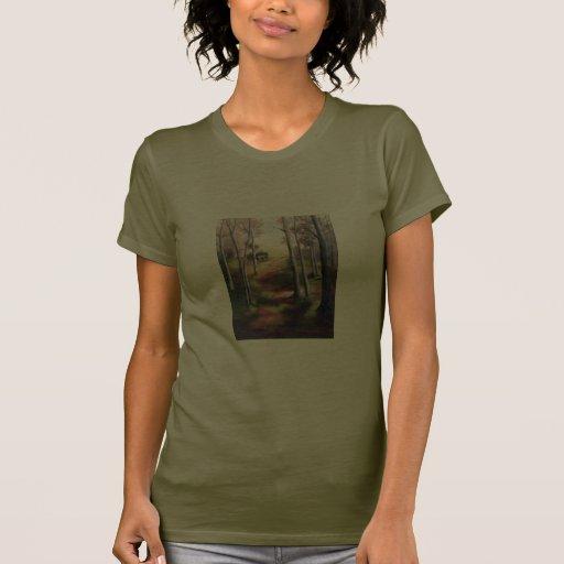 Promised Land Ladies Tshirt