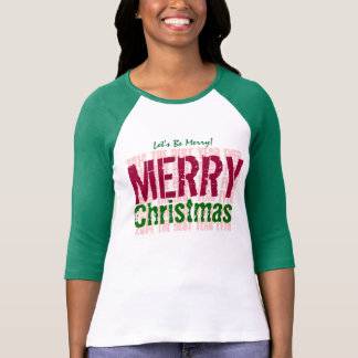PROMO1 MERRY CHRISTMAS 2014 Year Sentiment A02A T-Shirt