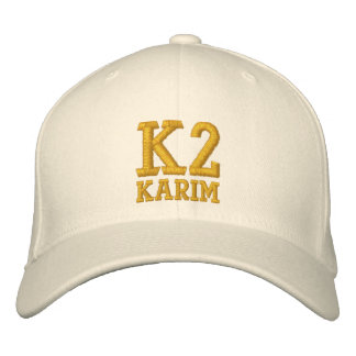 Promo Cap Embroidered Hat