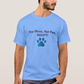 Promote Animal Adoptions T-Shirt