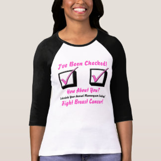 Promote Breast Cancer Awareness, Early Detection T Shirts