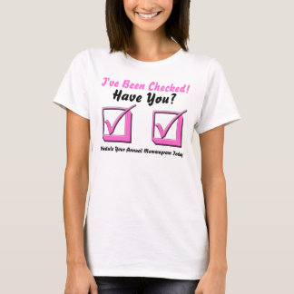 Promote Early Detection Breast Cancer Awareness T-Shirt