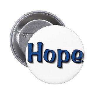 Promote Hope 6 Cm Round Badge
