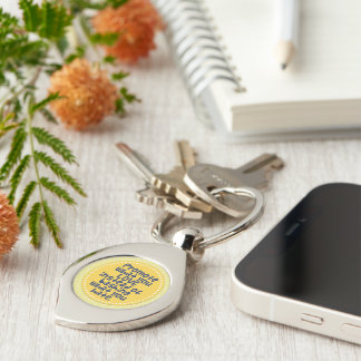 Promote What You Love Keychain