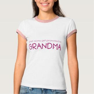 Promoted to Grandma Tshirts