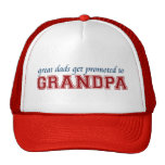 Promoted to Grandpa Hat