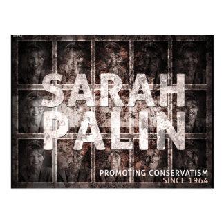 Promoting Conservatism Postcard