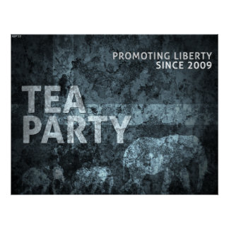 Promoting Liberty Poster