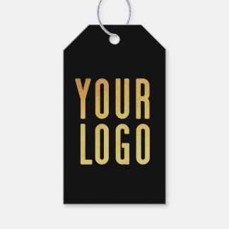 Promotional Your Company or Event Logo BB Gift Tags