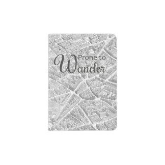 Prone to Wander | Passport Cover