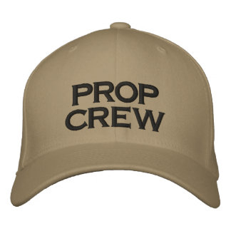 PROP CREW EMBROIDERED HATS