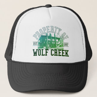 Prop of Wolf Creek - Trucker Hat