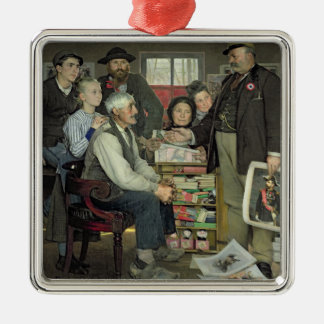 Propaganda, 1889 christmas ornament