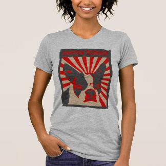 Propaganda Boston Terrier T-Shirt