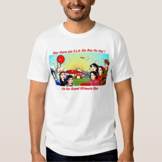 Propaganda Design: Join Hanoi Ultimate Club T Shirts