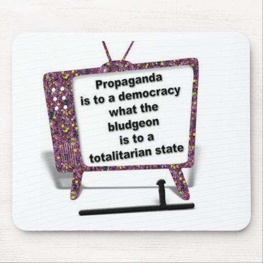 Propaganda Mouse Pads