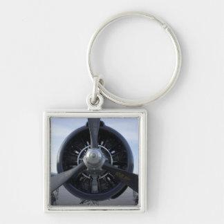 Propeller Key Ring