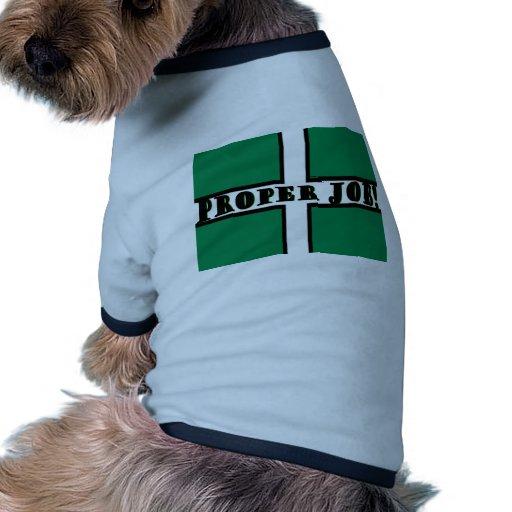 Proper Job - Devon Pet Clothes