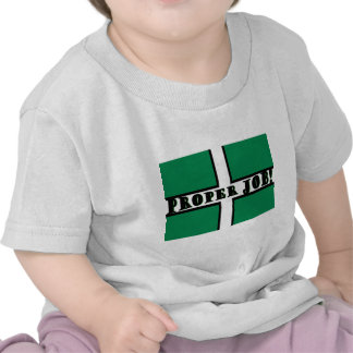 Proper Job - Devon Tee Shirt