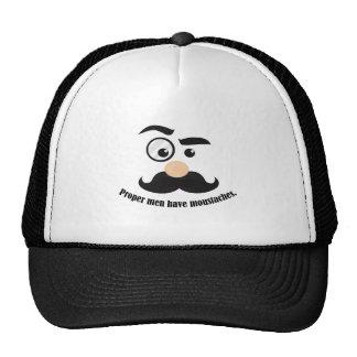 Proper Men Mesh Hat