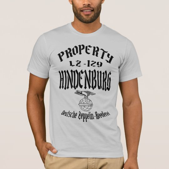 Property Hindenburg DZR Shirt