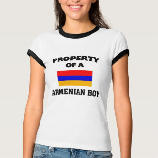 Property of a Armenian Boy T-Shirt