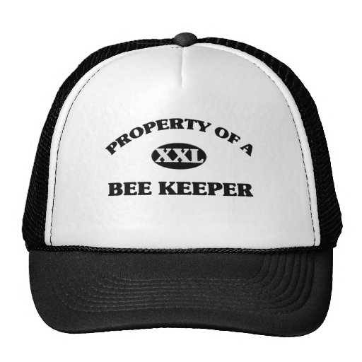 Property of a BEE KEEPER Mesh Hat