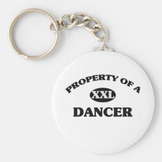 Property of a DANCER Keychains