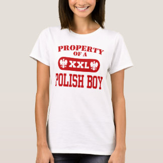 Property of a Polish Boy T-Shirt