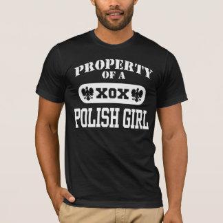 Property of a Polish Girl T-Shirt