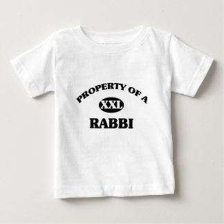 Property of a RABBI T-shirts