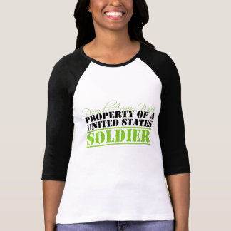 Property Of A Soldier T-Shirt