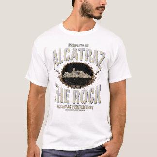 PROPERTY OF ALCATRAZ-THE ROCK T-Shirt